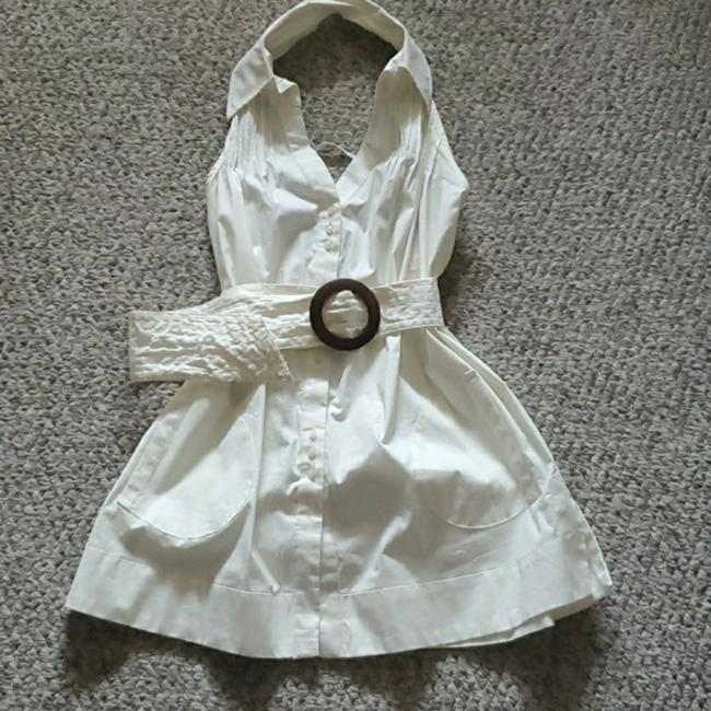 Item - Off White 32838p23 Button-down Top Size 8 (M)