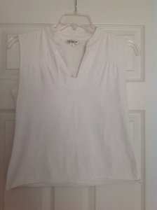 Ken Barrell Top White
