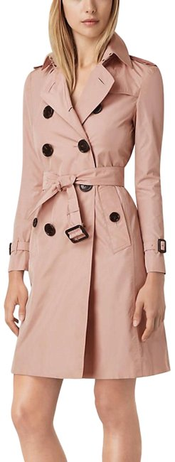 Item - Apricot Sandringham Double Breasted Coat Size 6 (S)