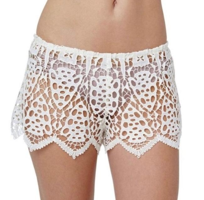 Item - Cream Spearhead Sam Cover-up/Sarong Size 8 (M)