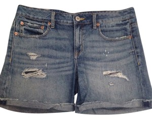 American Eagle Outfitters Comfortable Summer Distressed Cut Off Shorts Jean