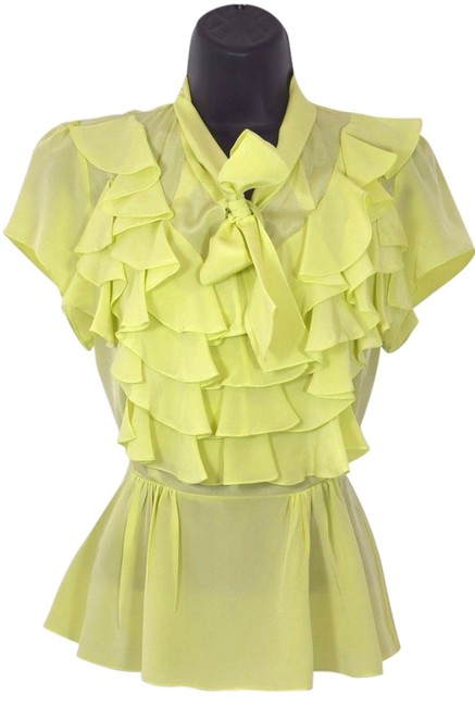 Preload https://item5.tradesy.com/images/lime-green-silk-peplum-dl-blouse-size-2-xs-2810464-0-0.jpg?width=400&height=650