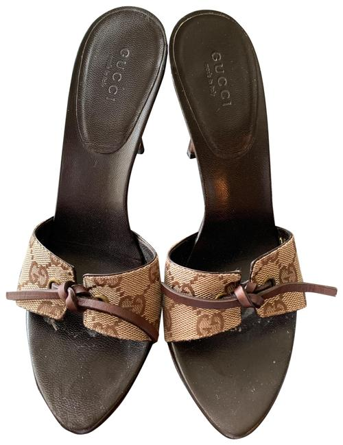 Gucci Brown Flats Size US 6 Regular (M, B) Gucci Brown Flats Size US 6 Regular (M, B) Image 1