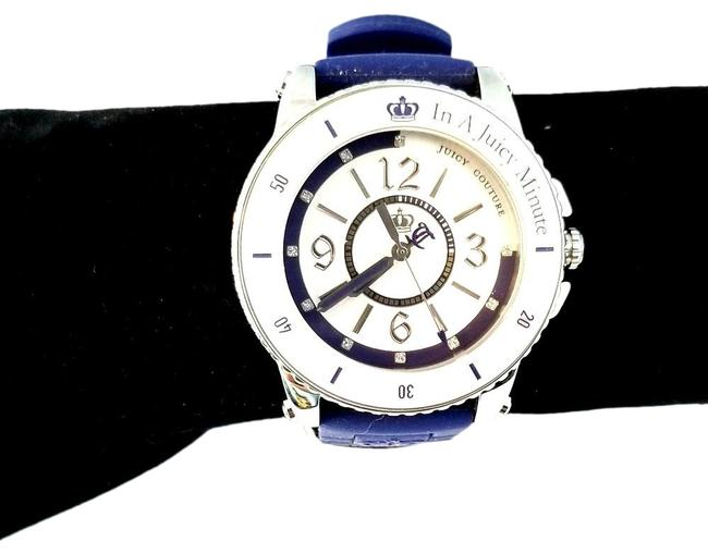 Item - Blue Jelly In A Minute Band Watch