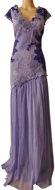 Item - Lavender 62825 Long Formal Dress Size 14 (L)