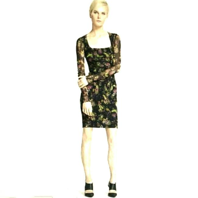 Item - Multicolor Mid-length Night Out Dress Size 2 (XS)