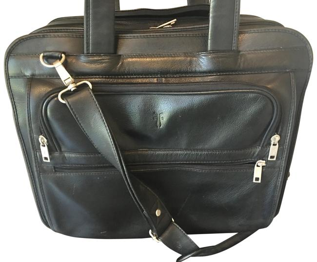 Item - Laptop/ Carry On Nwot. Black Laptop Bag