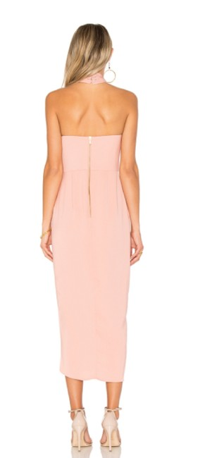 Item - Dusy Pink Mid-length Night Out Dress Size 2 (XS)