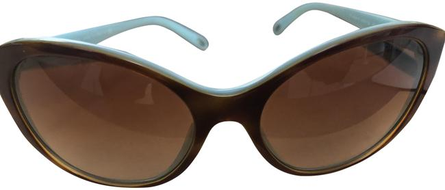 Item - Brown and Blue Co Stylish Brown/Blue Sunglasses