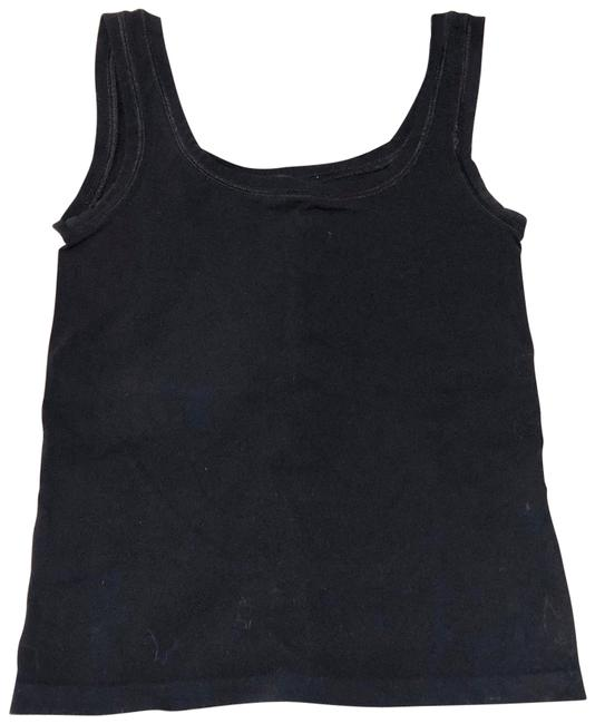 Item - Black Seamless Tank Top/Cami Size OS (one size)