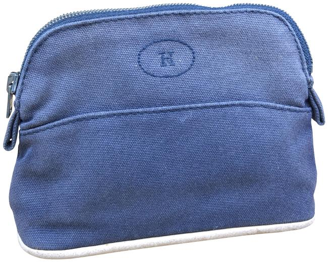 Item - Black Bolide Hr096 Canvas Pouch Cosmetic Bag