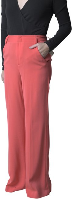 Item - Coral Wide-leg Pants Size 6 (S, 28)