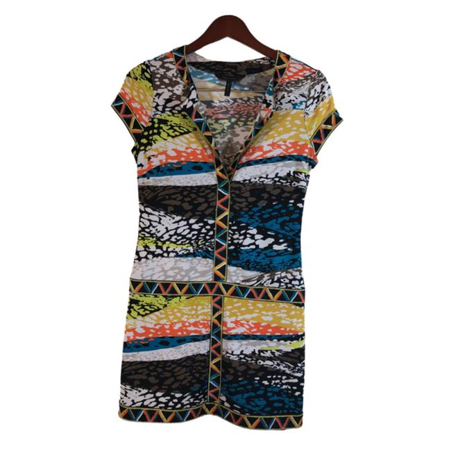 Item - Multicolor XS Daly Short Casual Dress Size 2 (XS)