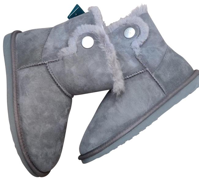 Item - Charcoal Ore Boots/Booties Size US 8 Regular (M, B)
