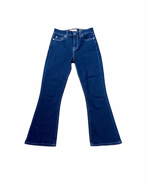 Item - Blue High Relaxed Fit Jeans Size 2 (XS, 26)