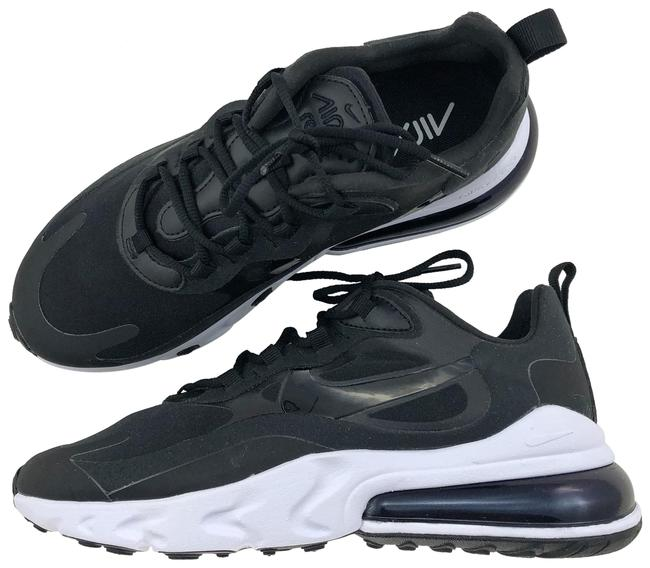 Item - Black Women's Air Max 270 React Technology Delivers An Extremely Smooth Ride Reduces Weight and Adds Sneakers Size US 8.5 Narrow (Aa, N)