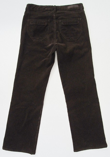Christopher Blue Brown Stretch Corduroy Jeans Pants Size 8 (M, 29, 30) Christopher Blue Brown Stretch Corduroy Jeans Pants Size 8 (M, 29, 30) Image 3
