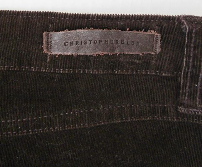 Christopher Blue Brown Stretch Corduroy Jeans Pants Size 8 (M, 29, 30) Christopher Blue Brown Stretch Corduroy Jeans Pants Size 8 (M, 29, 30) Image 5