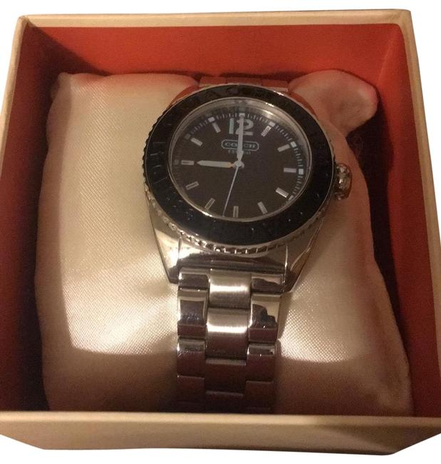 Item - Silver and Black Andee Watch