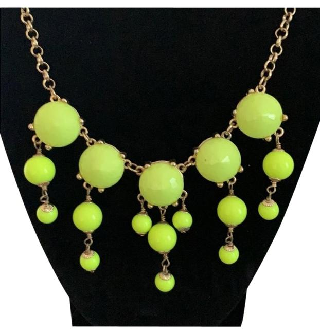 Item - Green Bubble Necklace