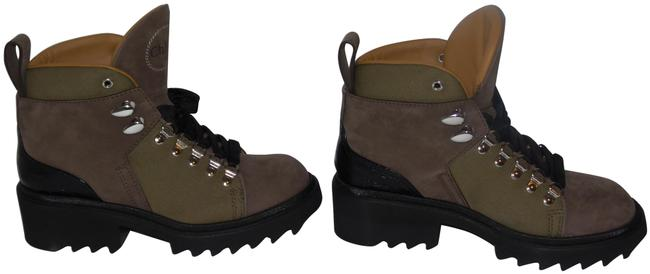Item - Military Green 50 Mm Hiking Ankle Boots/Booties Size EU 39 (Approx. US 9) Regular (M, B)