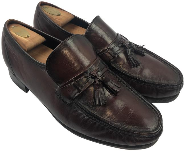 Item - Brown Formal Shoes Size US 10.5 Extra Wide (Ww, Ee)