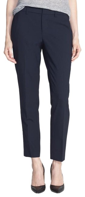 Item - Blue Strapping Stretch Wool Pants Size 6 (S, 28)
