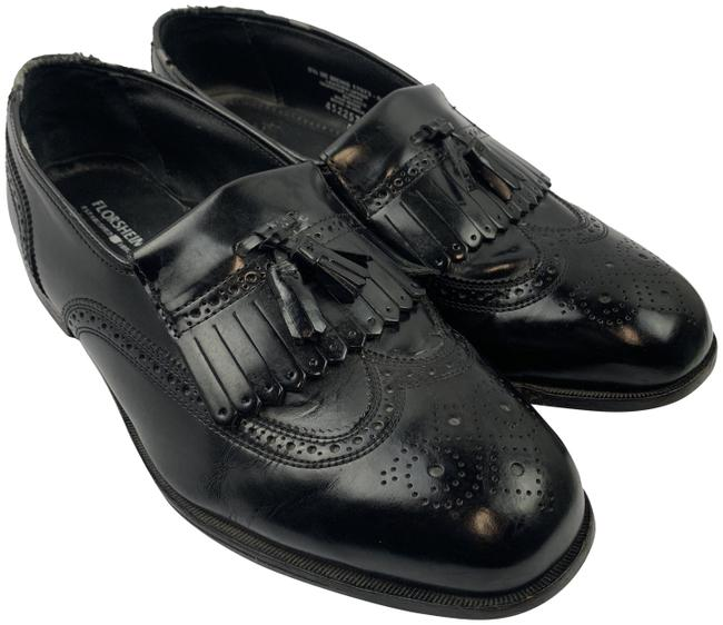 Item - Black Formal Shoes Size US 9.5 Extra Wide (Ww, Ee)
