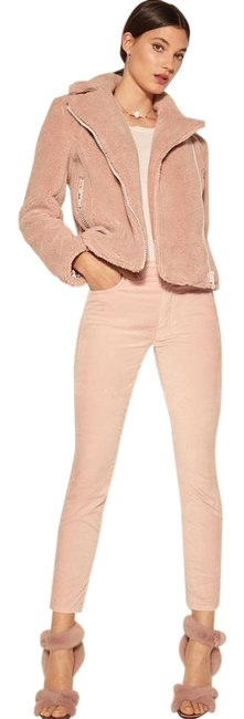 Item - Pink High Waisted Looker Lipstick and Stories Skinny Jeans Size 0 (XS, 25)