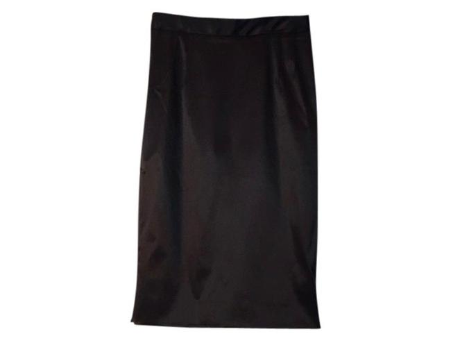 Item - Black Dolce & Gabbana Zip Skirt Size OS (one size)