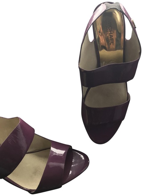 Item - Purple Sandals Size US 9.5 Regular (M, B)