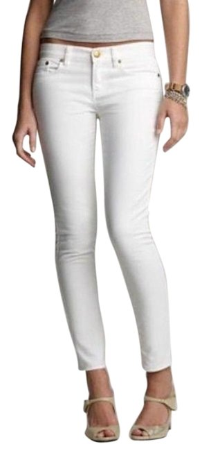 Item - White Light Wash Toothpick Skinny Jeans Size 27 (4, S)