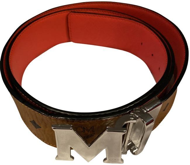Item - Brown/Red Like New Belt