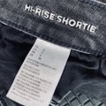 American Eagle Outfitters Gray Blackish Hi Rise Jean Shorts Size 6 (S, 28) American Eagle Outfitters Gray Blackish Hi Rise Jean Shorts Size 6 (S, 28) Image 5