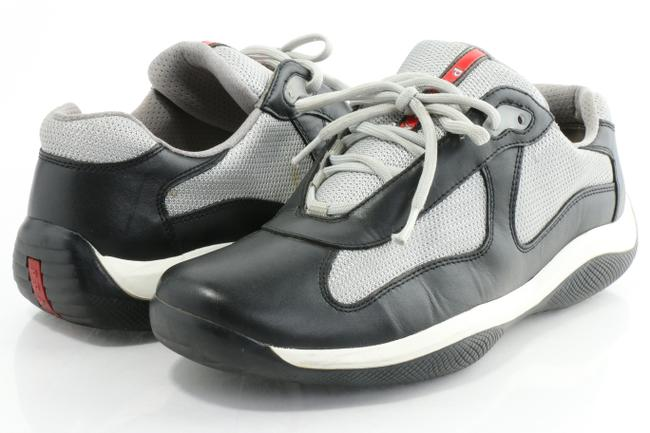 Item - Multicolor America's Cup Bike Fabric Sneakers Shoes