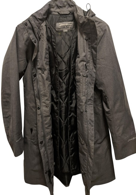 Item - Gray Girl Weatheredge On The Go Trench/Jacket Coat Size 4 (S)