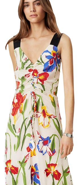 Item - Multi Color Clarissa Mid-length Night Out Dress Size 8 (M)