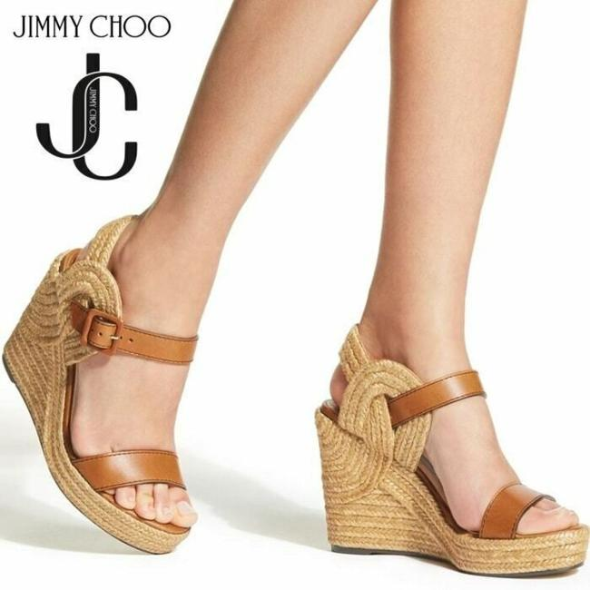 Item - Brown Delphi Wedges Size US 4 Regular (M, B)