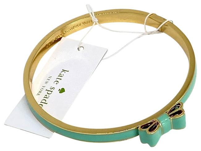 Item - Green / Gold Bracelet