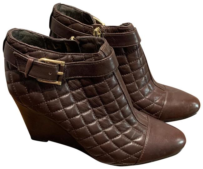 Item - Brown Ankle Boots/Booties Size US 5.5 Regular (M, B)