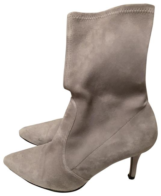 Stuart Weitzman W S Ankle Boots/Booties Size US 7.5 Narrow (Aa, N) Stuart Weitzman W S Ankle Boots/Booties Size US 7.5 Narrow (Aa, N) Image 1
