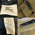 Burberry Military Green Embroidery Coat Size 4 (S) Burberry Military Green Embroidery Coat Size 4 (S) Image 9