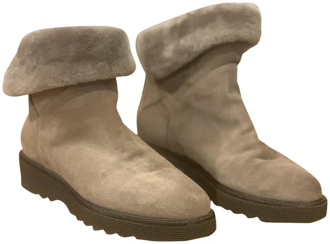 Item - Taupe No Boots/Booties Size US 7 Regular (M, B)