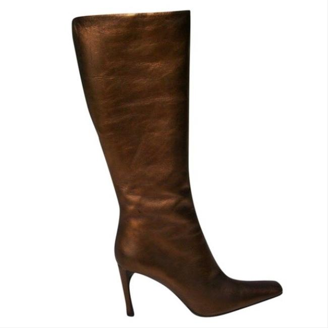 Item - Couture Antique Calf Boots/Booties Size US 8.5 Regular (M, B)