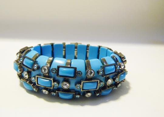 Real Collectibles by Adrienne Real Collectibles Adrienne Crystal Stretch Bracelet