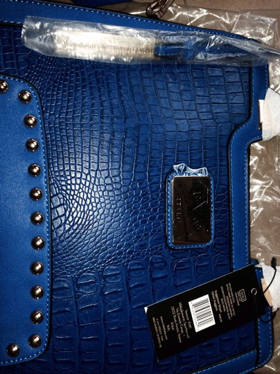 Versace 19-69 Satchel in Royal Blue