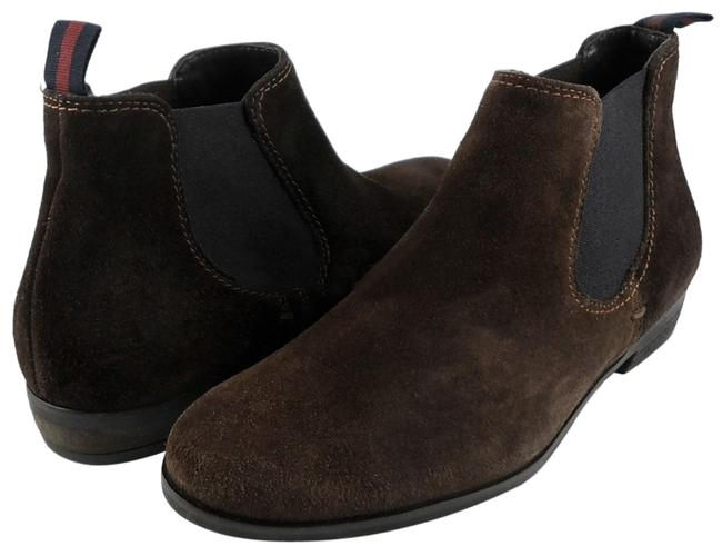 Item - Brown Nisha Suede Comfort Ankle Boots/Booties Size US 5.5 Regular (M, B)