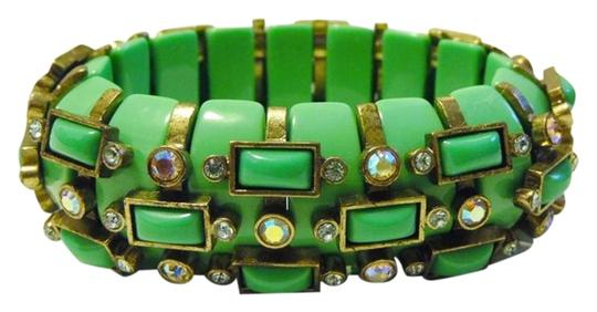 Preload https://item1.tradesy.com/images/real-collectibles-by-adrienne-bronzetone-crystal-stretch-bracelet-2813215-0-1.jpg?width=440&height=440