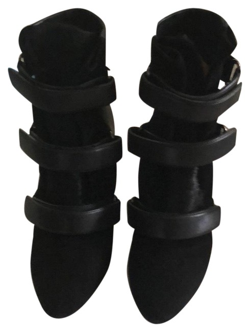 Item - Black Ankle Boots/Booties Size EU 39 (Approx. US 9) Regular (M, B)
