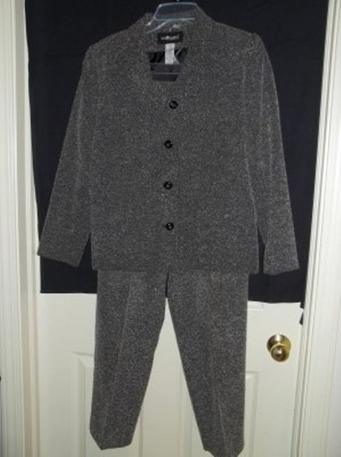 Sag Harbor Grey/Black Comfortable & Warm 2 Piece Winter Suit